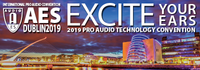 146th PRO AUDIO CONVENTION logo